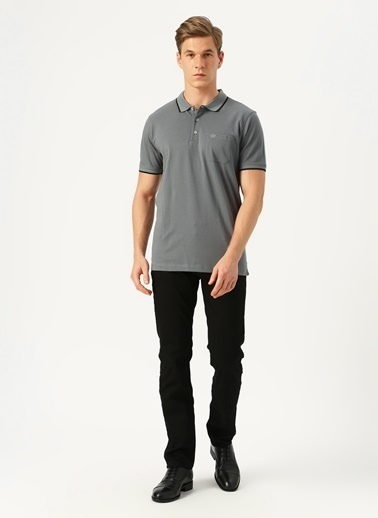 Limon Company Argos2 Pamuk Basic Fit Erkek Klasik Pantolon Siyah